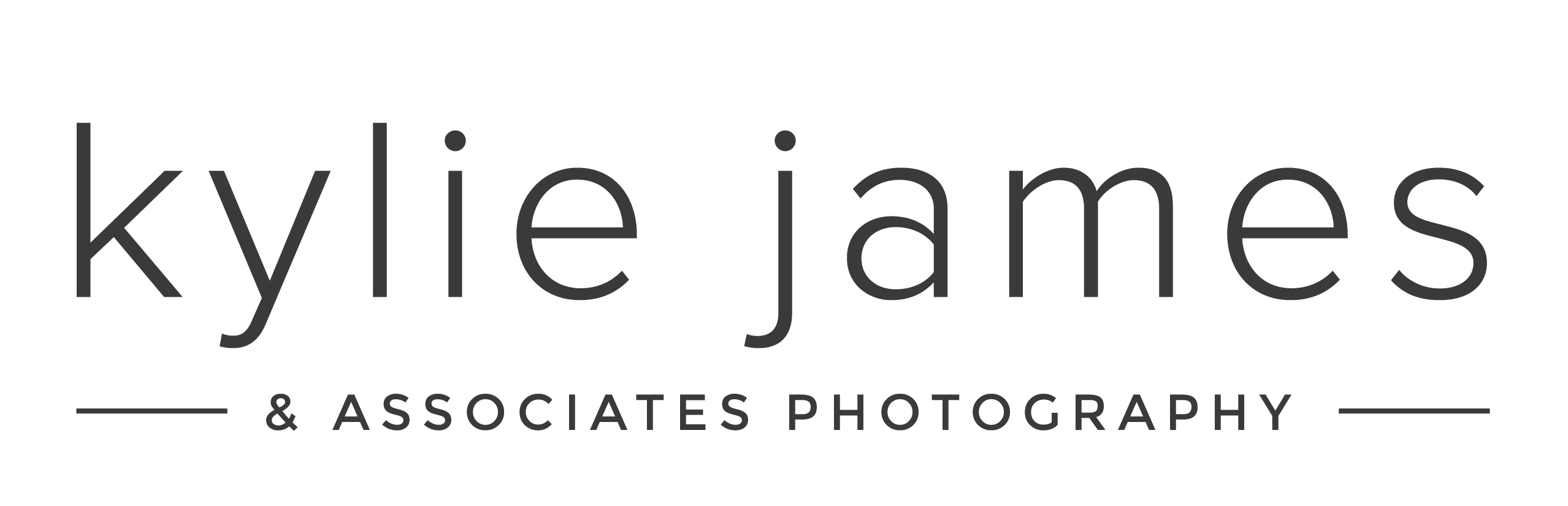 Kylie James Photography Logo